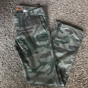 Dockers Alpha Slim Camo Pants